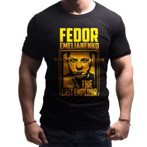 Fedor Last Emperor T-Shirt