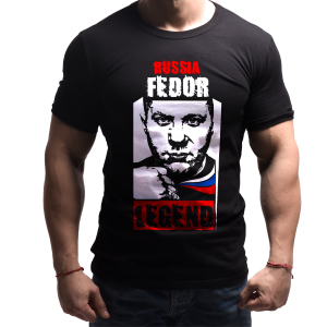 Fedor Russia T-Shirt