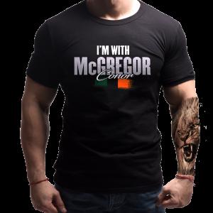 I'm With McGregor T-Shirt