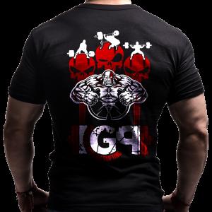 Iron Gods T-Shirt