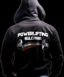 Powerlifting Sweatshirt Back