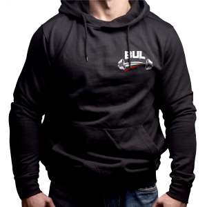 Powerlifting Sweatshirt Front