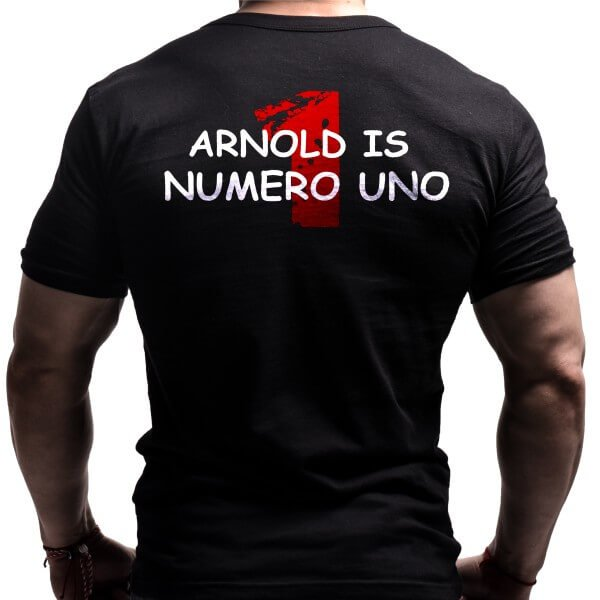 arnold-numero-uno-fitness-teniska