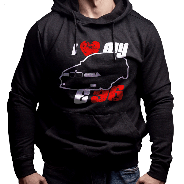 BMW E36 Sweatshirt