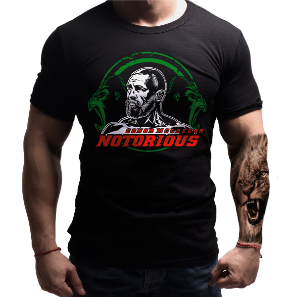 Conor Notorious T-Shirt
