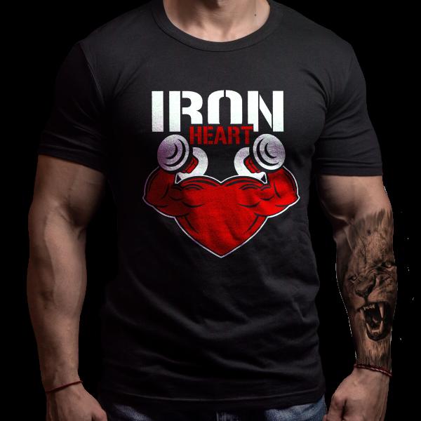Iron Heart T-Shirt