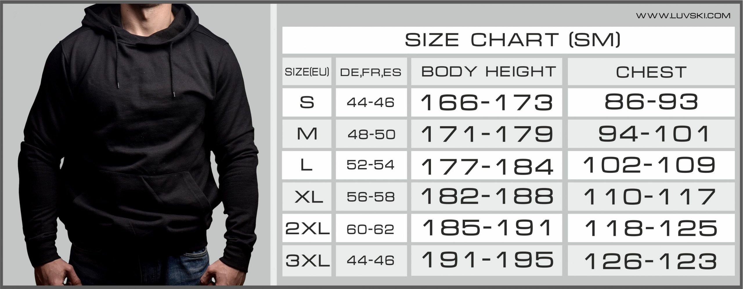 Siza Chart Sweatshirt