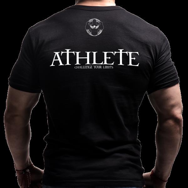 Crossfit Chalenge T-Shirt Back
