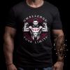 Crossfit Chalenge T-Shirt Front 1
