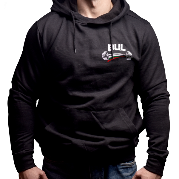 Powerlifting Sweatshirt Front