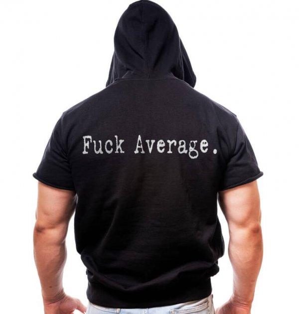 fuck-average-суитшърт-фитнес-лъвски-