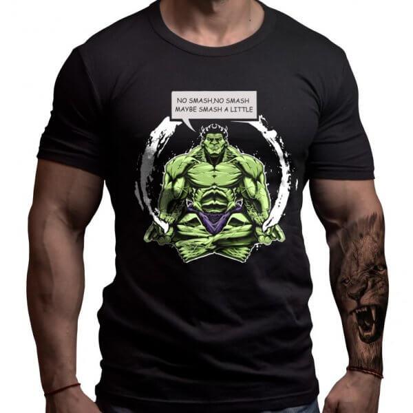 хълк-фитнес-тениска-лъвски