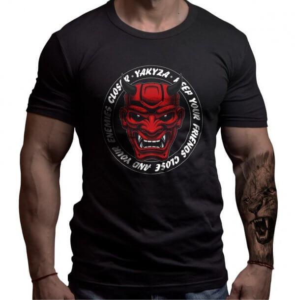 якудза-тениска-лъвски-