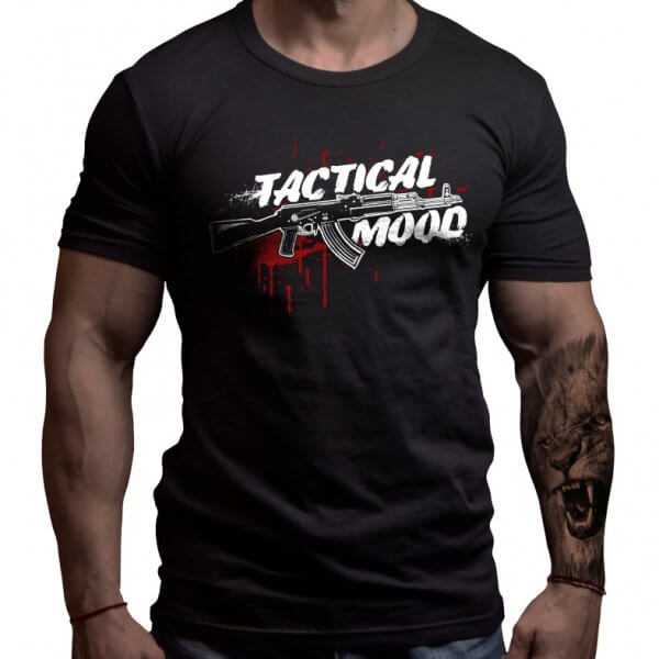 tactical-mood-тениска-оръжие-лъвски