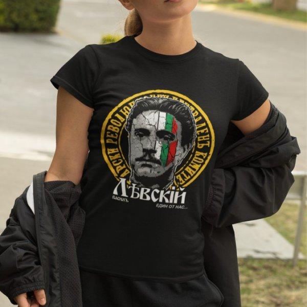 свобода-или-смърт-българия-патриотична-тениска-жени-лъвски-----