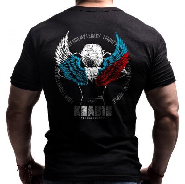 хабиб-нурмагомедов-мма-тениска-лъвски-