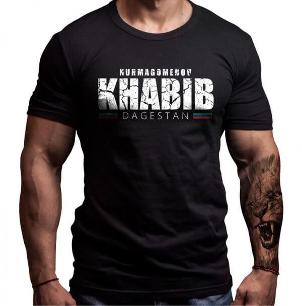 хабиб-нурмагомедов-мма-тениска-лъвски--------