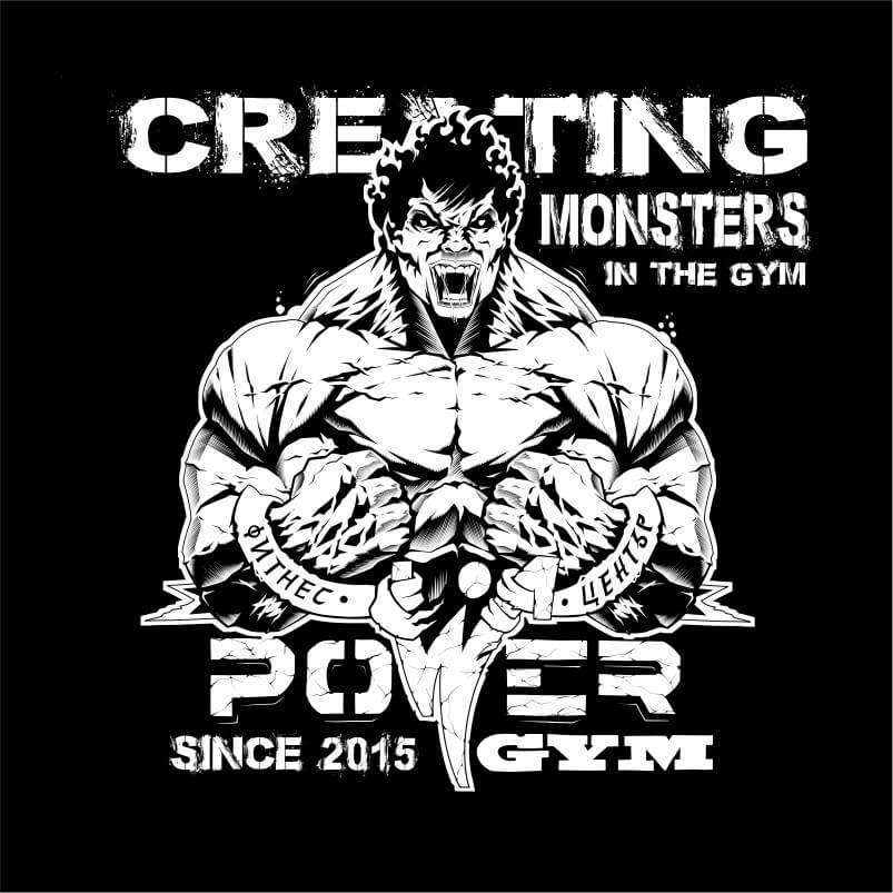 power-gym-лъвски-дизайн